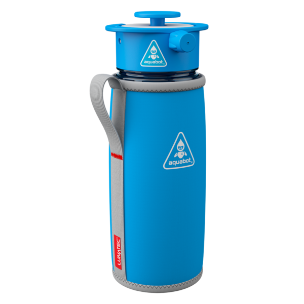 Spray bottle insulation suit