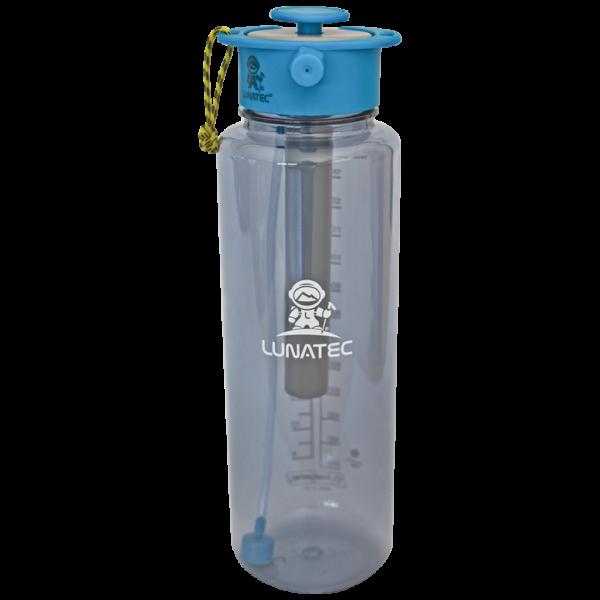 Grey hydration spray bottle
