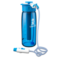 Tube and hydration spray bottle